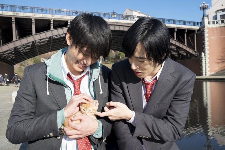 上遠野太洸と西川俊介が親密すぎ...