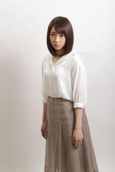 木崎ゆりあ演じる彦野亜梨紗。