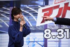 小杉竜一のことを「こすげさん」と呼んでしまった内田有紀。
