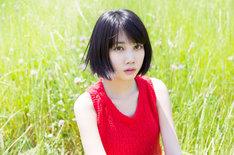 松本穂香1stフォトブック「Negative Pop」より。 (c)丸谷嘉長/集英社