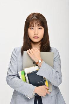 ドラマ「中学聖日記」より有村架純。(c)TBS