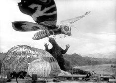 「モスラ対ゴジラ」 (c)1964 TOHO CO.,LTD