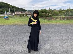 若月佑美演じる川崎明美。