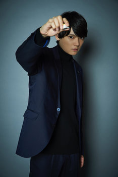 テレビドラマ「天 天和通りの快男児」で古川雄輝演じる井川ひろゆき。