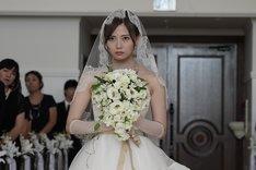 「絶対零度~未然犯罪潜入捜査~」より、白石麻衣演じる砂田繭美。