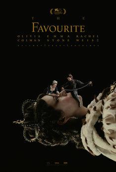 「The Favourite(原題)」海外版ポスタービジュアル