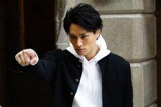 「PRINCE OF LEGEND」より、鈴木伸之演じる京極尊人。