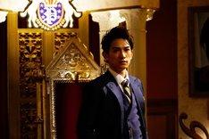 「PRINCE OF LEGEND」より、町田啓太演じる結城理一。