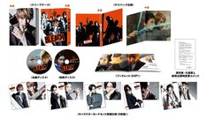 「BLEACH」Blu-ray / DVDプレミアムエディション展開図