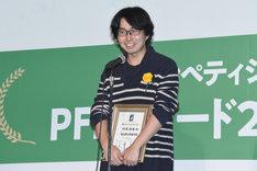 「ある日本の絵描き少年」の監督・川尻将由。