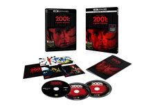 「2001年宇宙の旅」日本語吹替音声追加収録版(4K ULTRA HD&HD デジタルリマスター Blu-ray)展開図 (c)1968 Turner Entertainment Co. All rights reserved