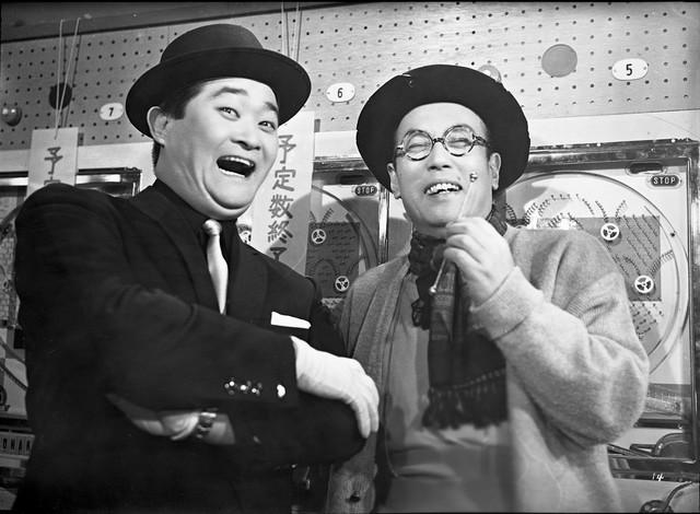 「ちんじゃらじゃら物語」 (c)1962松竹