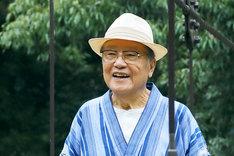 「駐在刑事」より、伊東四朗演じる大曾根喜八郎。