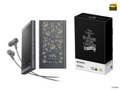 「WALKMAN / Tim Burton's The Nightmare Before Christmas Special Collection」ウォークマンAシリーズ