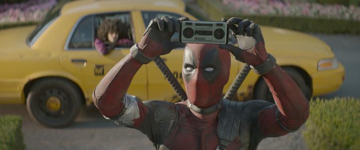 「デッドプール2」(画像提供:Twentieth Century Fox / Photofest / ゼータ イメージ)