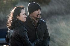 「Ash is Purest White(英題)」 (c)2018 Xstream Pictures (Beijing) - MK Productions - ARTE France Cinema