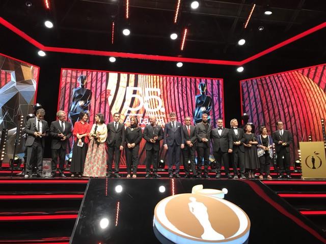 第55回アンタルヤ国際映画祭の様子。