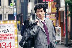 「新宿パンチ」新場面写真