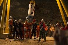 「チリ33人 希望の軌跡」