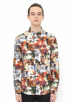 ロングスリーブシャツ(7020円)