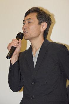 監督の熊澤尚人。