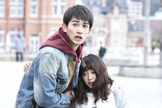 「jam」より、町田啓太演じるタケル(左)。