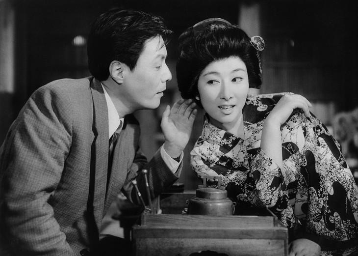 「墨東綺譚(1960年)」 (c)東宝