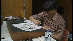 「NHK特集『手塚治虫・創作の秘密』」 (c)NHK