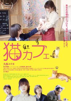 「猫カフェ」メインビジュアル