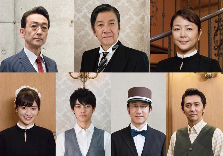 永瀬廉の初主演映画に奥田瑛二、...