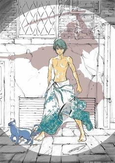 「リョーマ! The Prince of Tennis 新生劇場版テニスの王子様」イメージビジュアル