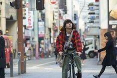 「チワワちゃん」より、村上虹郎演じるナガイ。