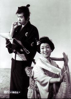 「ドドンパ酔虎伝」 (c)KADOKAWA1961