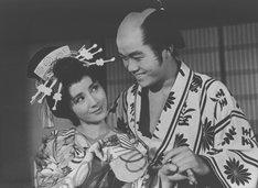 「九ちゃん刀を抜いて」 (c)東映