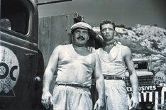 「恐怖の報酬」 (c)1951 TF1 DROITS AUDIOVISUELS - PATHE RENN PRODUCTIONS - VERA FILM - MARCEAU CONCORDIA - GENERAL PRODUCTIONS