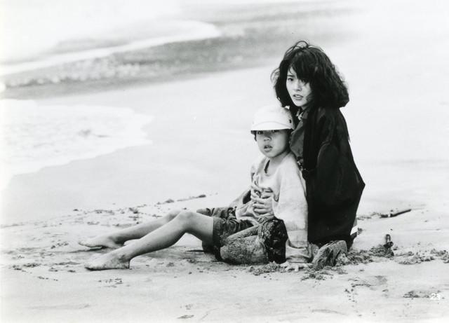 「ボクの女に手を出すな」 (c)1986 東映・バーニングプロ