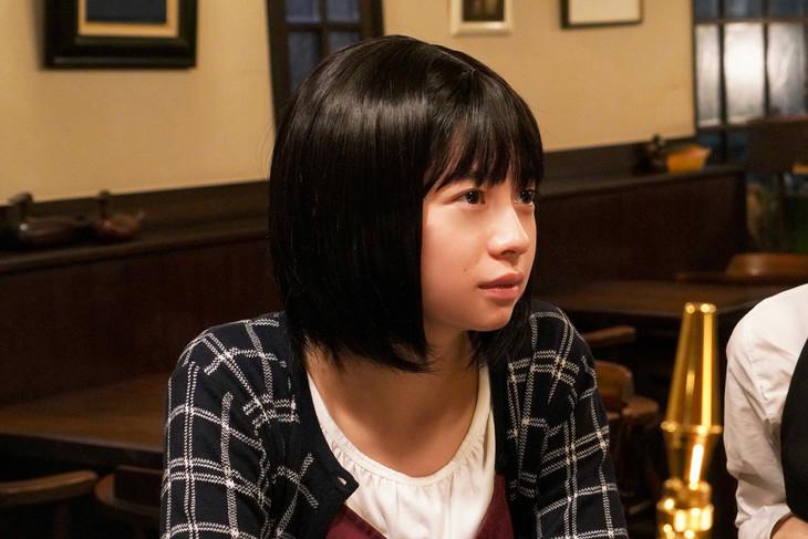 「東京喰種 トーキョーグール2(仮題)」より、桜田ひより演じる笛口雛実。
