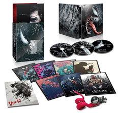 「ヴェノム」日本限定プレミアム・スチールブック・エディションの展開画像。