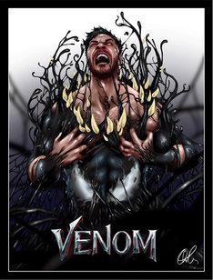 「ヴェノム」限定ポストカード