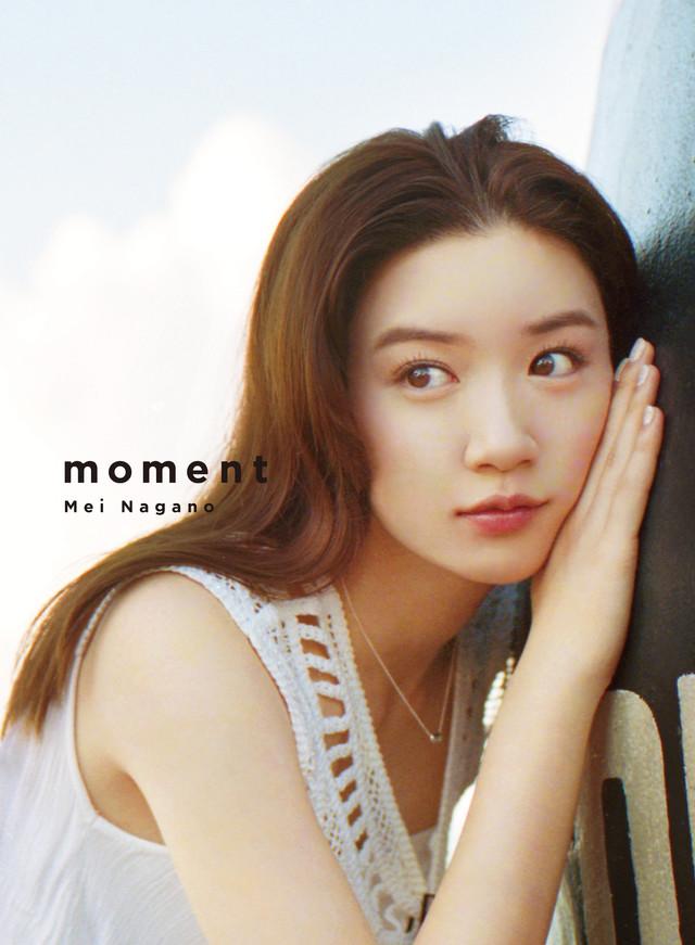 「moment」Loppi・HMV店舗・HMV & BOOKS online限定カバー