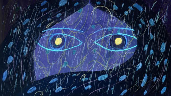 Anastasia Melikhova「The First Thunder」