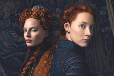 「ふたりの女王 メアリーとエリザベス」