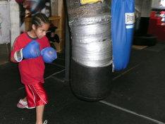 「ボクシング・ジム」