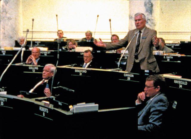 「州議会」