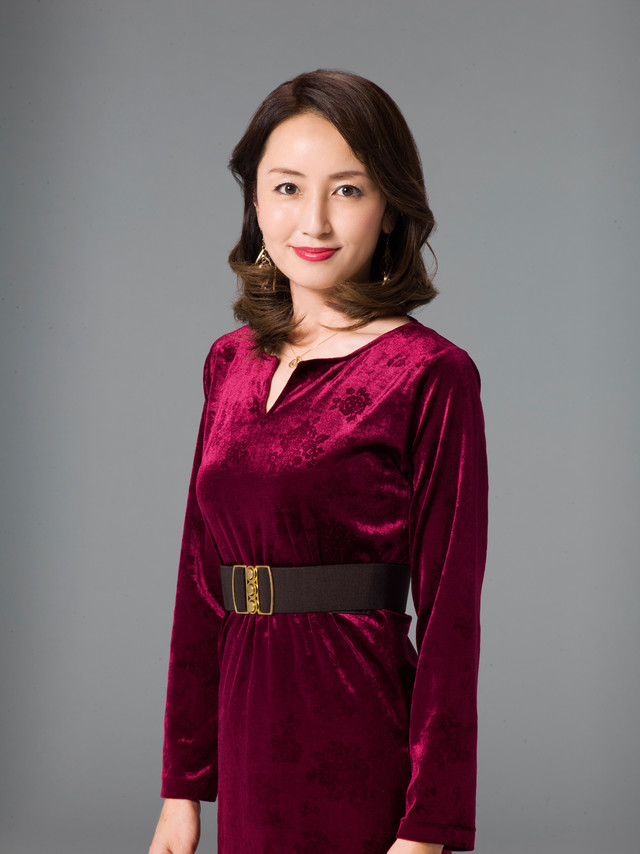矢田亜希子演じる高原紅子。