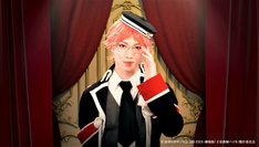 「劇場版『王室教師ハイネ』」本編先付映像より、植田圭輔演じるハイネ・ヴィトゲンシュタイン。