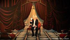 「劇場版『王室教師ハイネ』」本編先付映像より、安里勇哉演じるカイ・フォン・グランツライヒ。