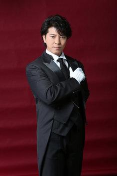 上川隆也演じる西園寺一。(c)テレビ東京