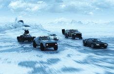 「ワイルド・スピード ICE BREAK」 (c)2017 Universal City Studios Productions LLLP. All Rights Reserved.