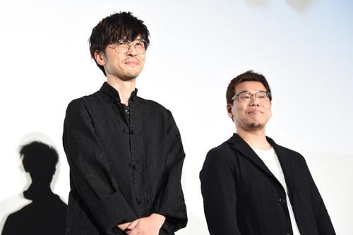 左から櫻井孝宏、藤田陽一。